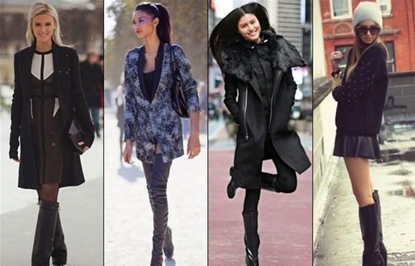 мода стиль женщин
