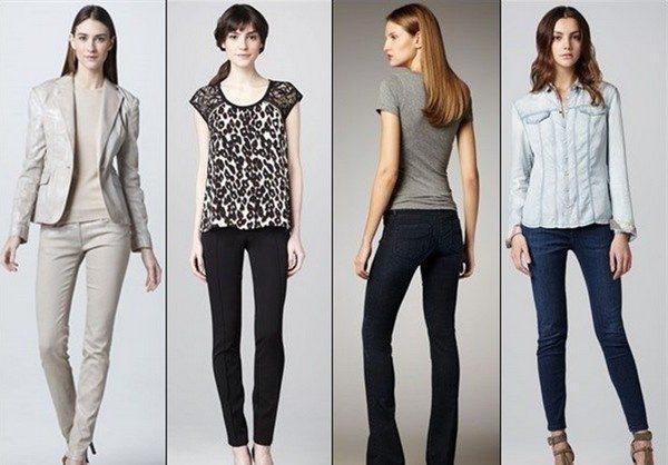 стили женской одежды3