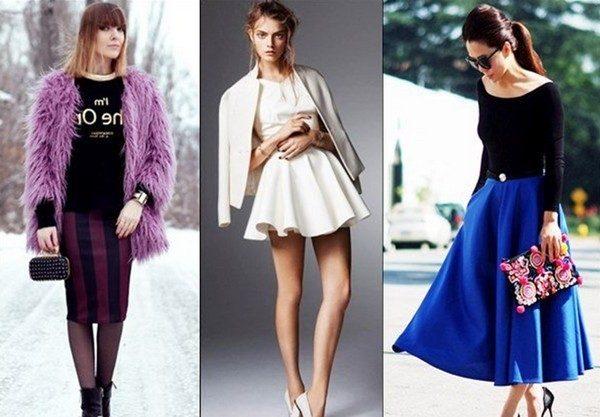 стли женской одежды4